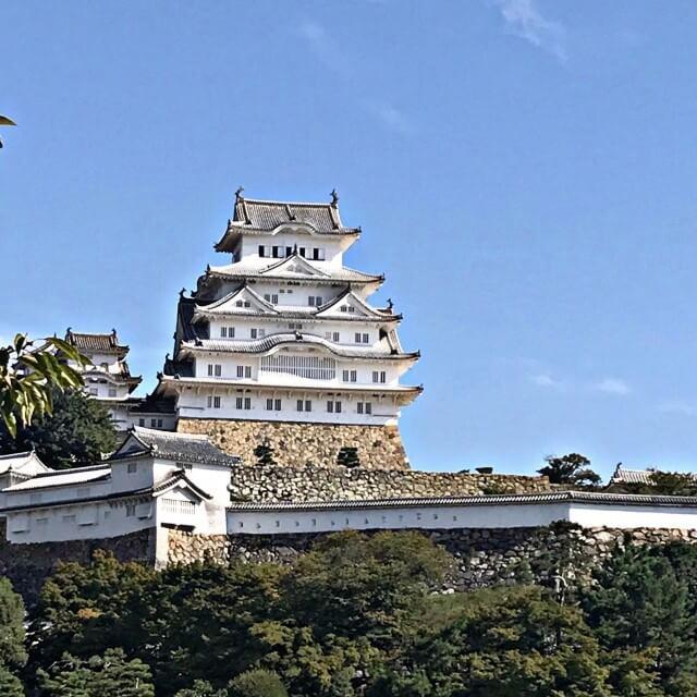 姫路城 所要 時間