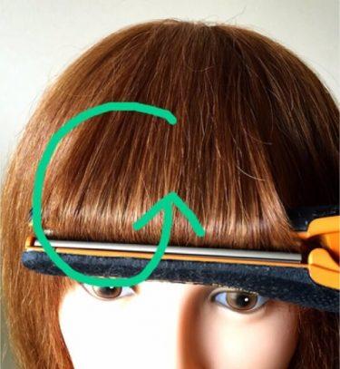前髪/フェイスライン【くせ毛×うねる】直し方×対処法【乾かし方×ストレートアイロンスタイリング】